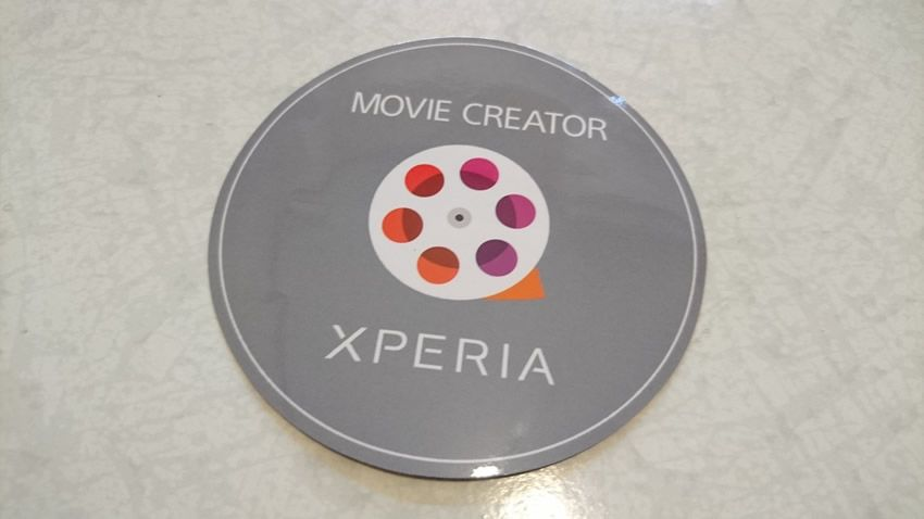 Movie Creator Sticker