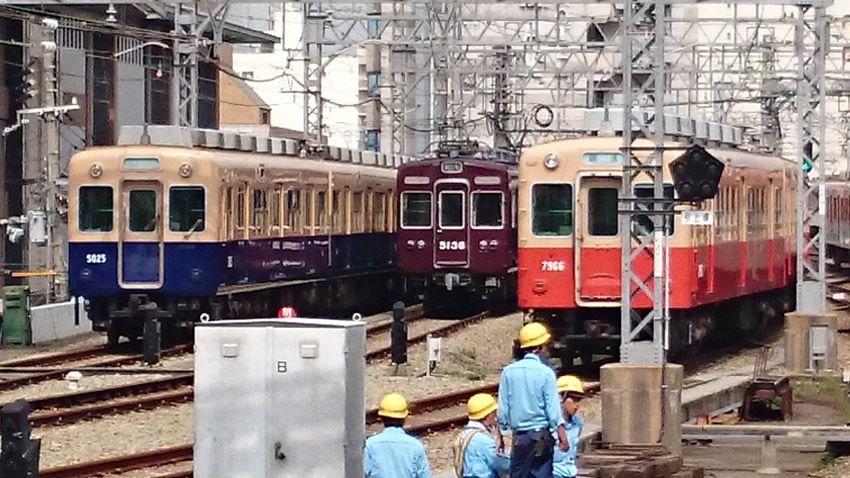 阪急、阪神