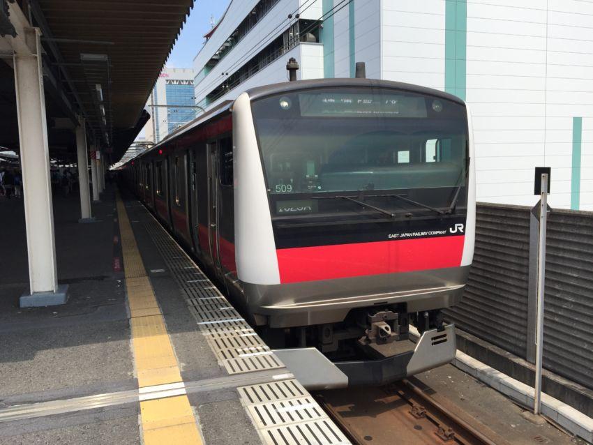 JR東E233系