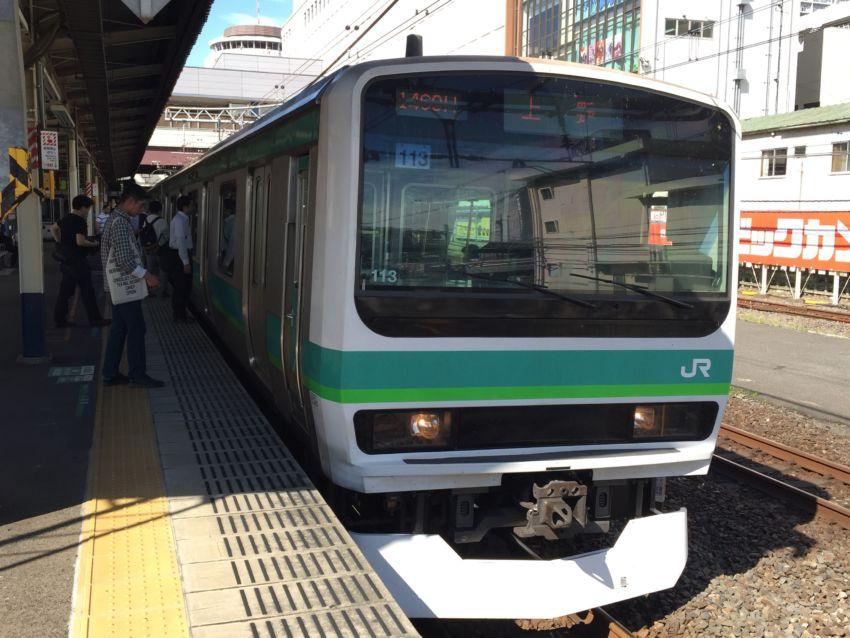 JR東E231系