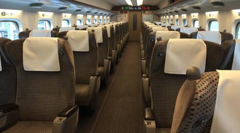 新幹線で東京〜新大阪を移動するならEXグリーン早特の「ひかり」がおすすめ