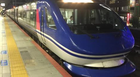 列車遅延時に座席指定特急を使ったら結構良かった2つの理由