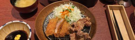 意外なところに美味しいとんかつ屋さん〜京都・高の原「名代とんかつ さくら亭」